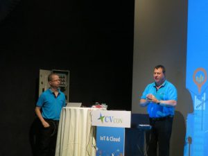 CVcon 2015 - IoT & Cloud - 1