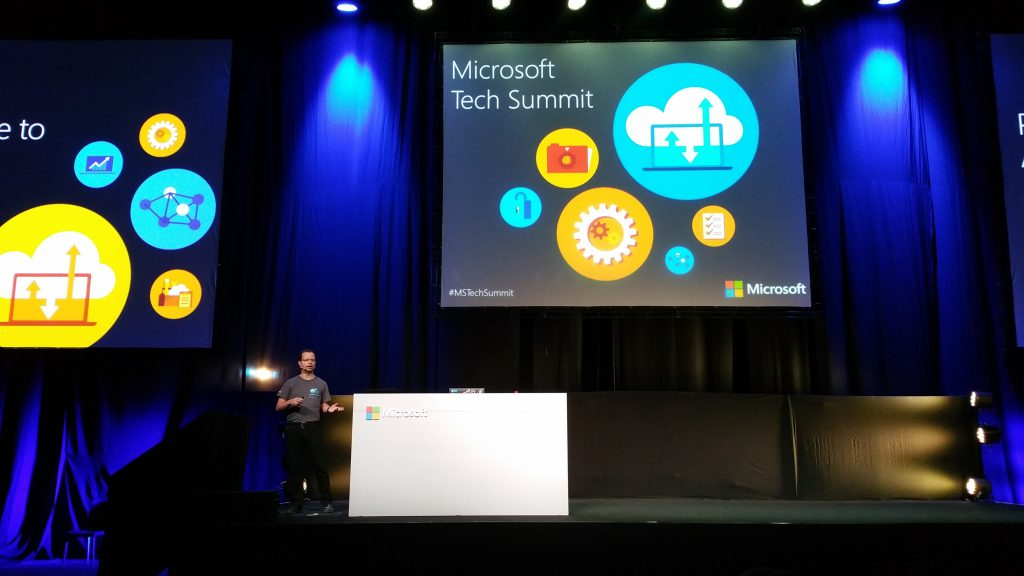 Microsoft Tech-Summit