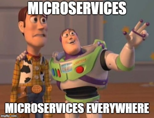 Microservices Everywhere