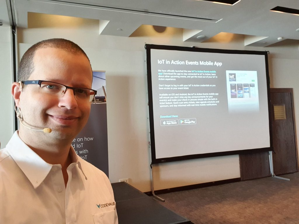 IoT in Action Tel-Aviv 2019